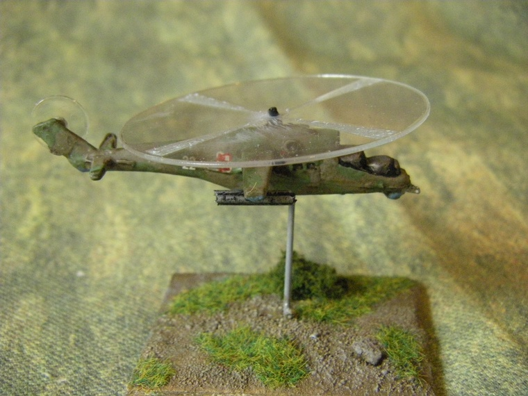 1/300th Scale Modern Polish or warpac from Skytrex for CWC