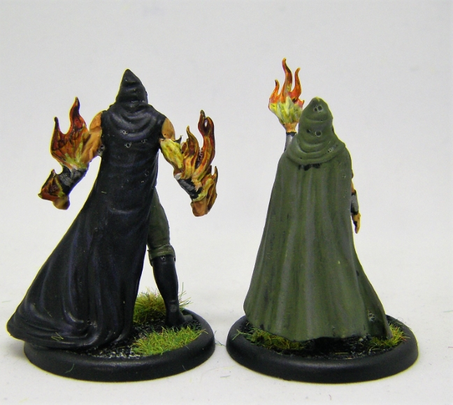 Malifaux, Malifaux Models: Wyrd Games, 32mm